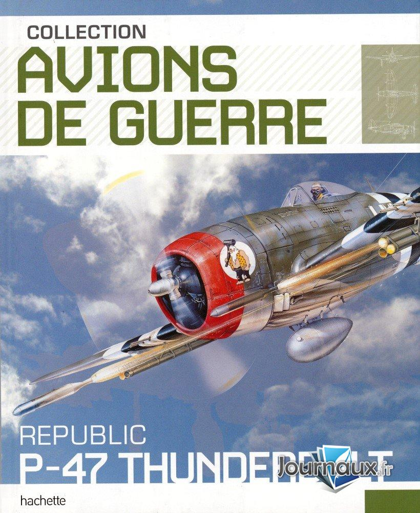 P-47 Thunderbolt - Republic