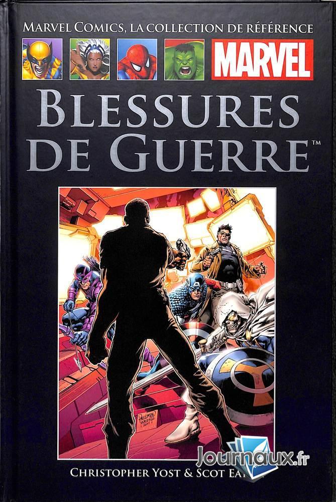 80 -  Blessures de  Guerre - Christophe Yost & Scot Eaton