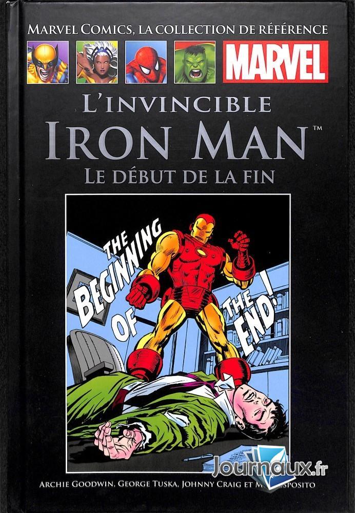 XV L'invincible Iron Man Le Début de la Fin