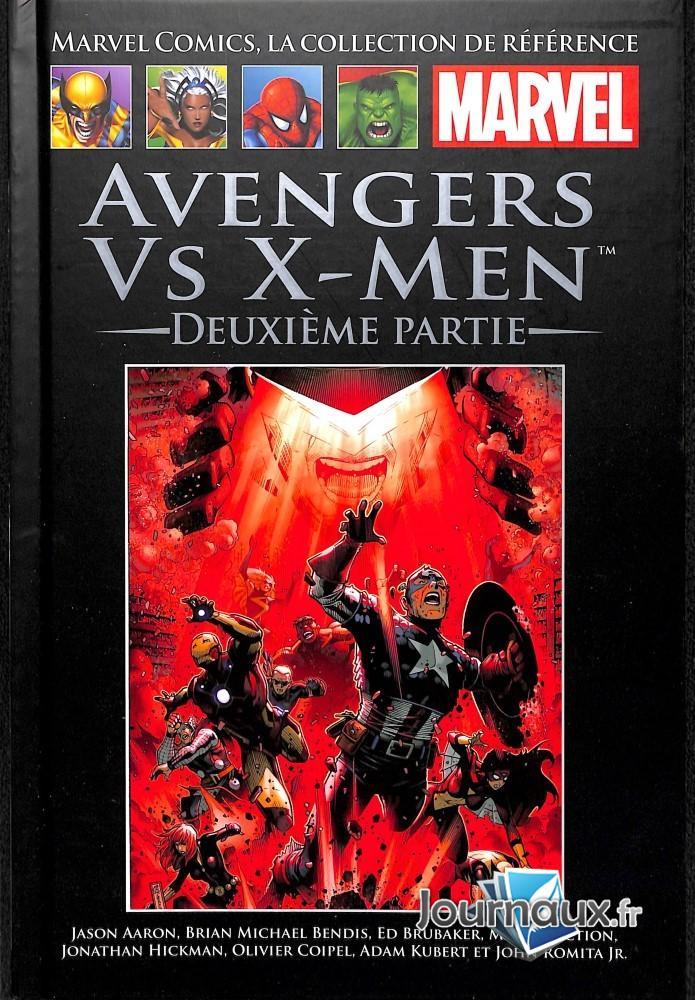 78- Avengers VS X-Men Deuxième Partie
