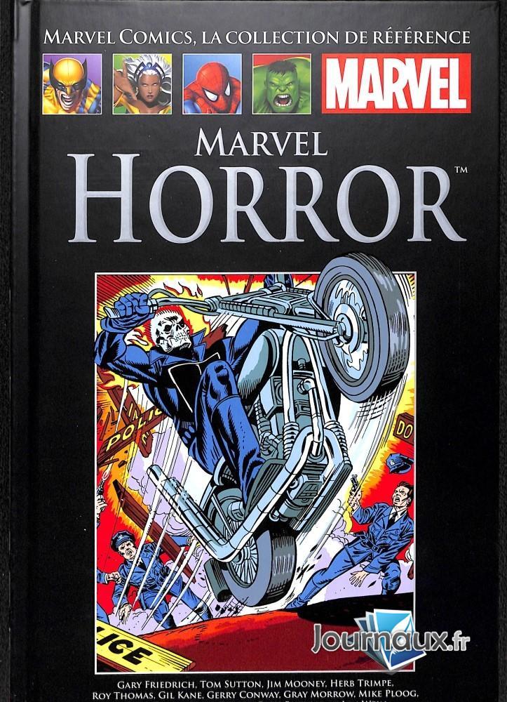 XVIII- Marvel Horror