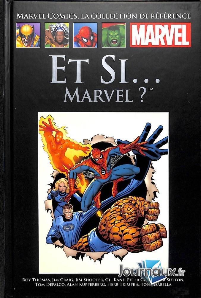 XXXVI- Et Si... Marvel?