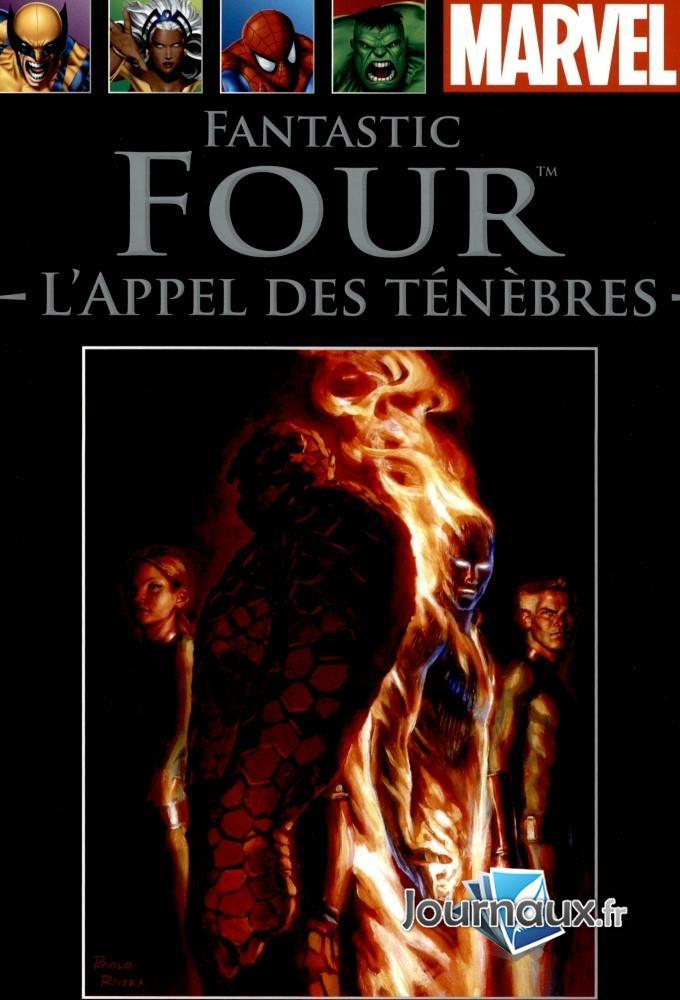 Fantastic Four - L'Appel des Ténèbres