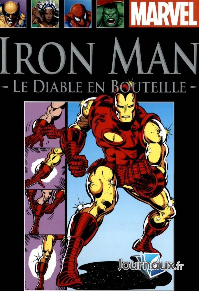 Iron Man - Le Diable en Bouteille