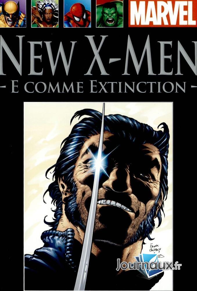 New X-Men .E Comme Extinction