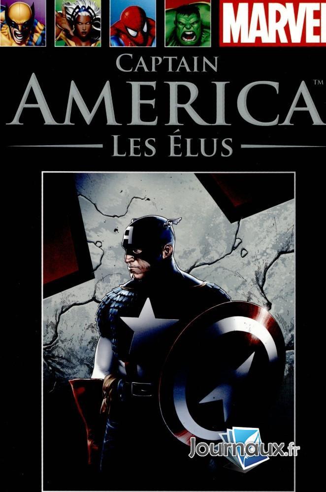Captain America - Les Elus