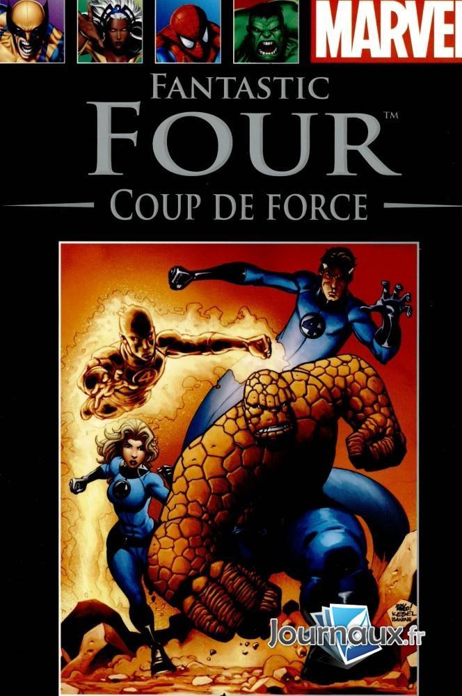 Fantastic Four - Coup de Force