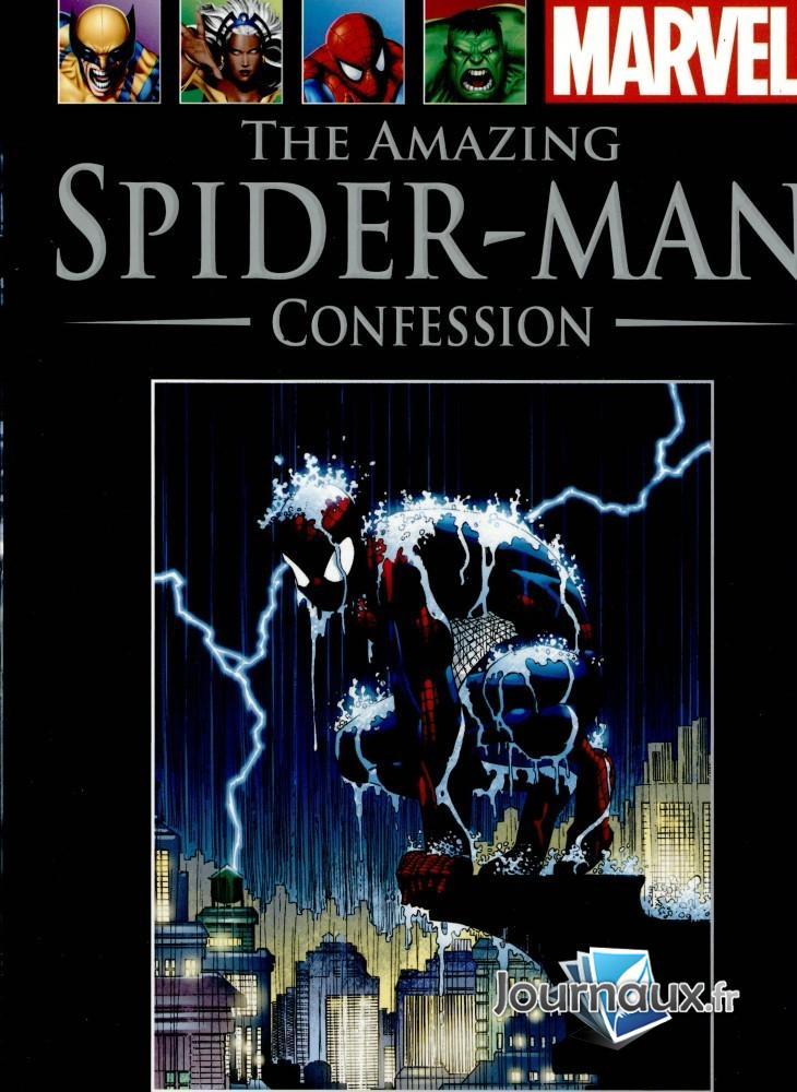 The Amazing Spider-Man - Confession