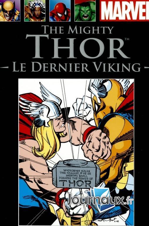 The Mighty Thor - Le Dernier Viking