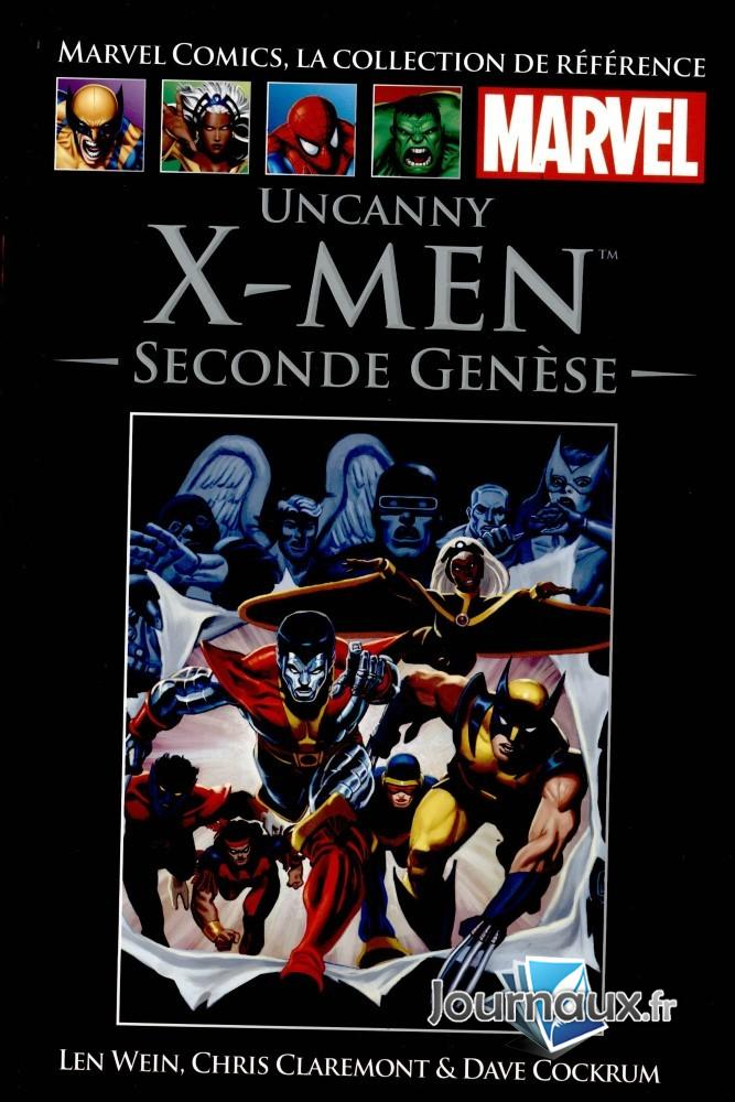 Uncanny X-Men - Seconde Genèse