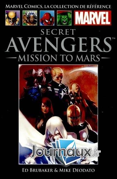 Secret Avengers - Mission to Mars