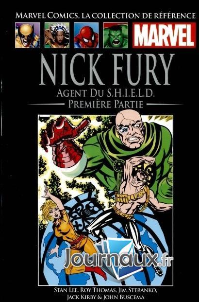 Nick Fury - Agent du S.H.I.E.L.D.