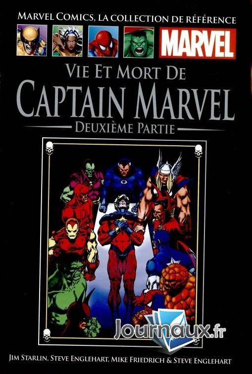 Vie et Mort de Captain Marvel - Deuxième Partie