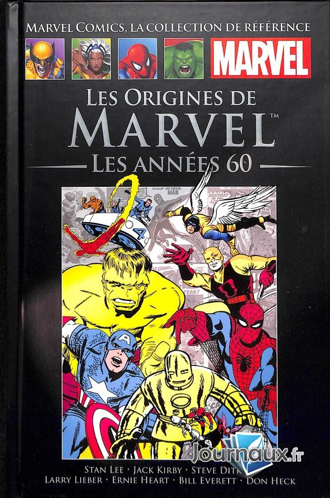 Les Origines de Marvel Les Années 60