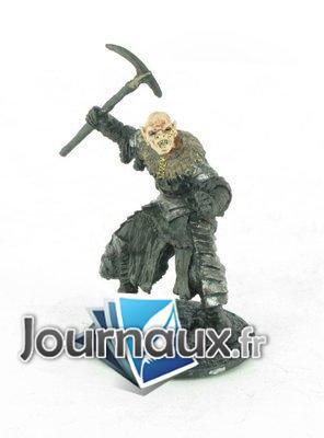 Le soldat Orc à la Plaine de Dagorlad