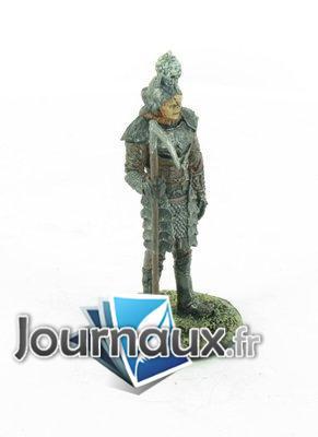 Le Lieutenant Orc aux Champs de Pelennor