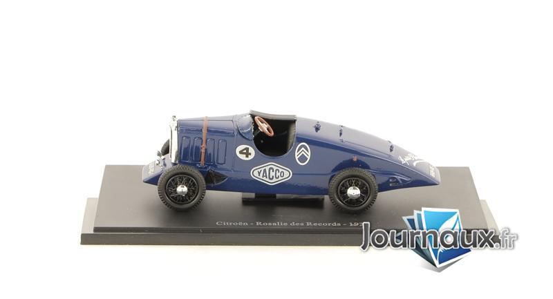 Citroën - Rosalie des Records - 1933