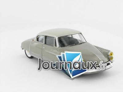 DS 19  Coach Le Paris Henri Chapron  -1959-