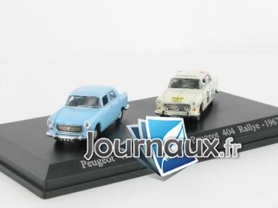 Peugeot 404 -1961- / Peugeot 404 Rallye -1967-