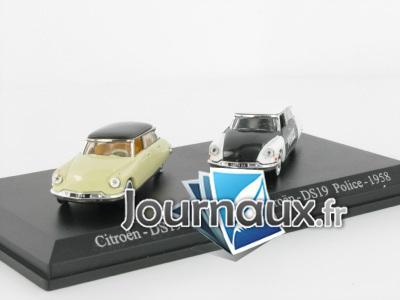 DS 19 1956 et 1958