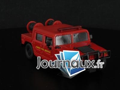 Le Hummer du Forest Fire Service