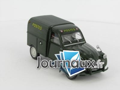 La Citroën 2CV AZU de 1962
