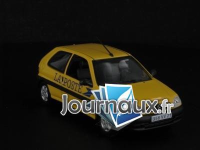 La Citroën Saxo II de 2000