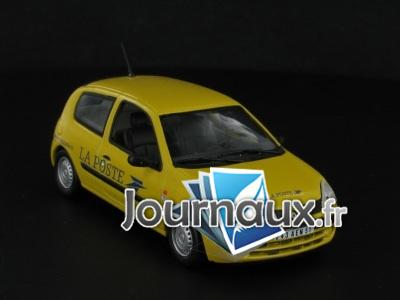 La Renault Clio II -2002-