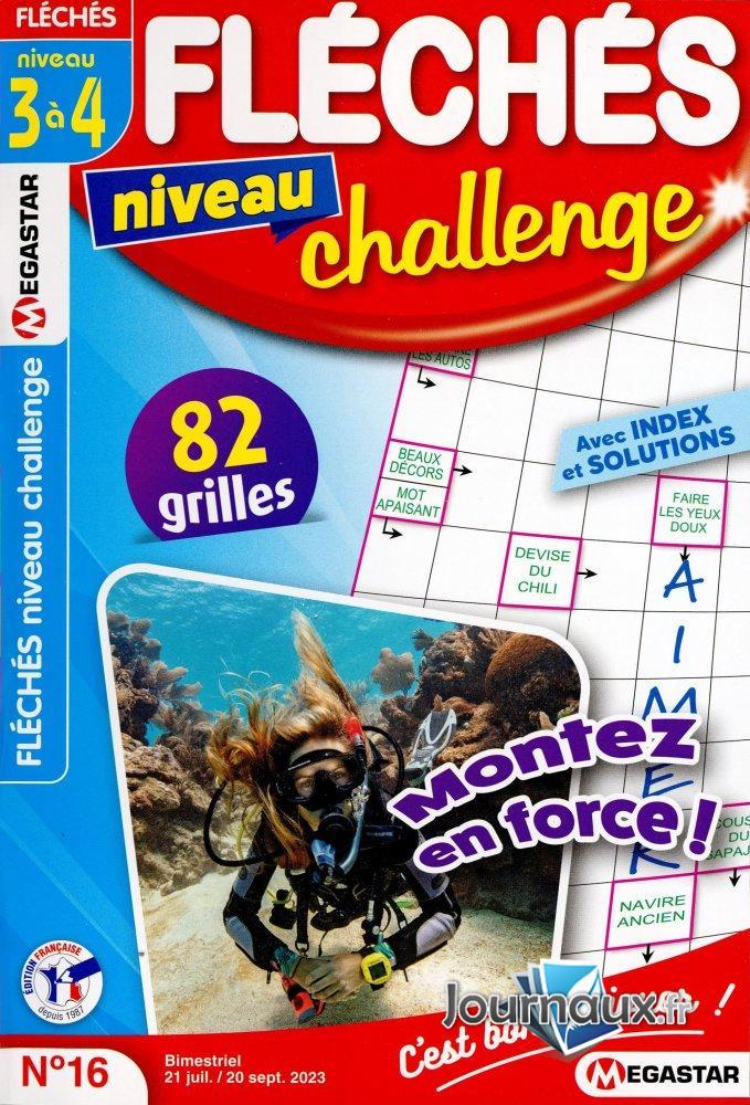 MG Fléchés Challenge Niv 3/4