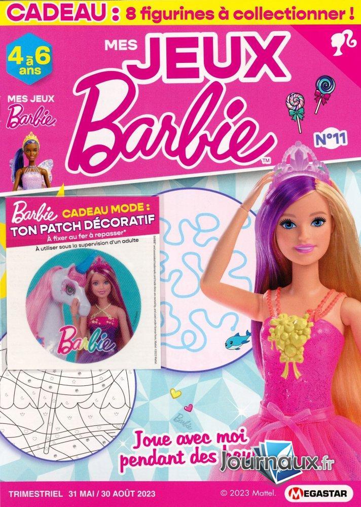 MG Mes Jeux Barbie 4/6ans