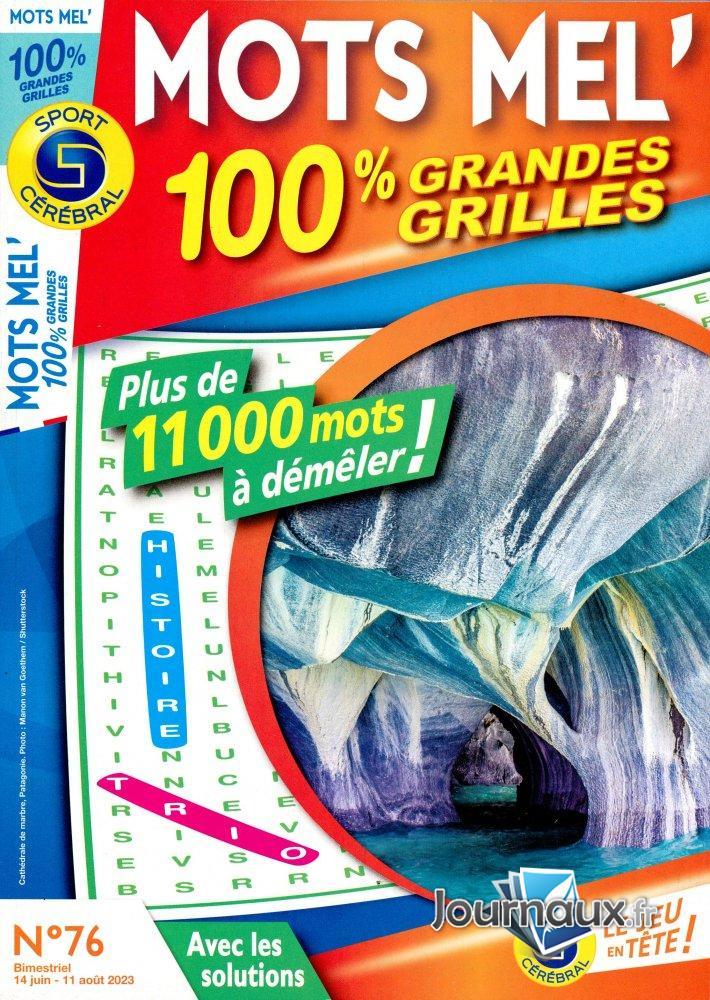 SC Mots Mel' 100% Grandes Grilles