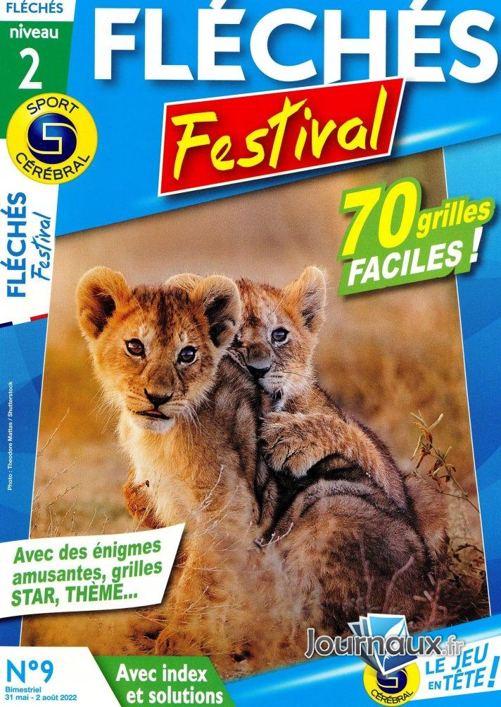 SC Fléchés Festival Niv 2