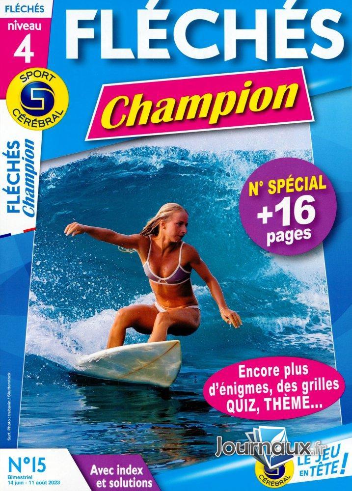 SC Fléchés Champion Niv 4