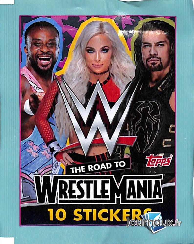Stickers WWE