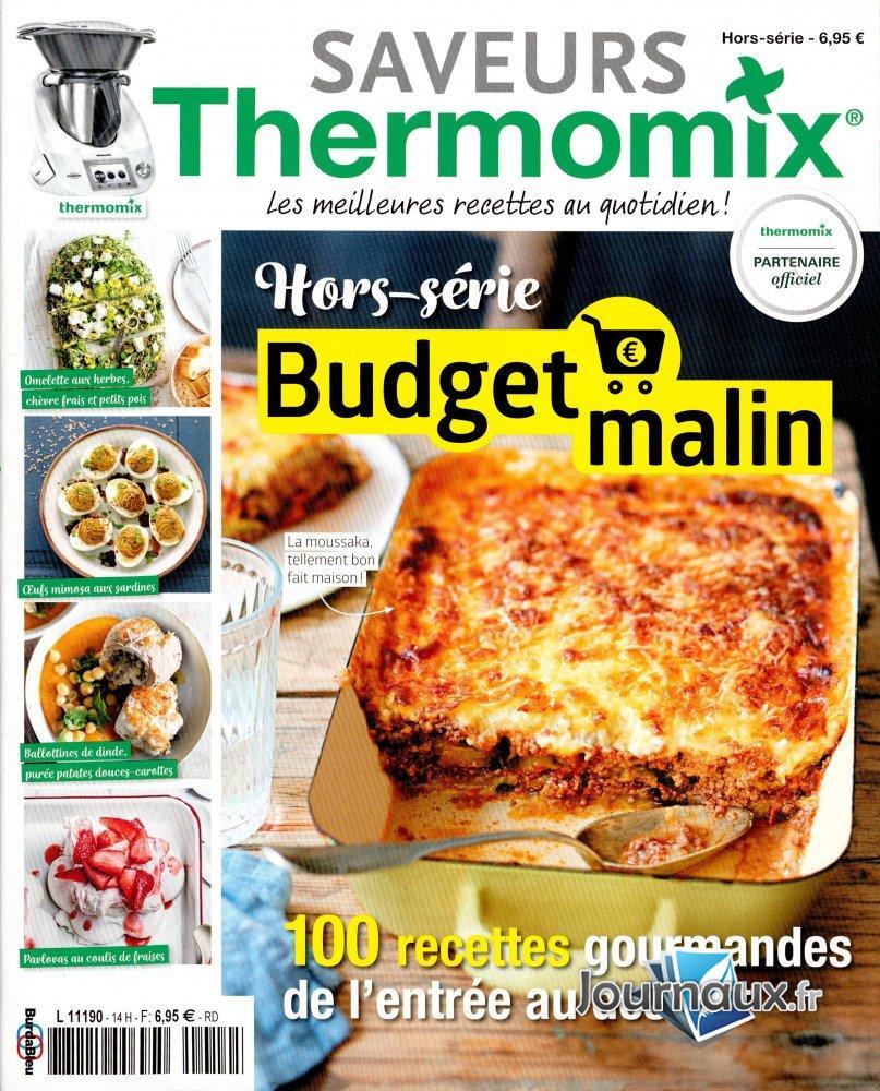 Saveurs Thermomix Hors-Série