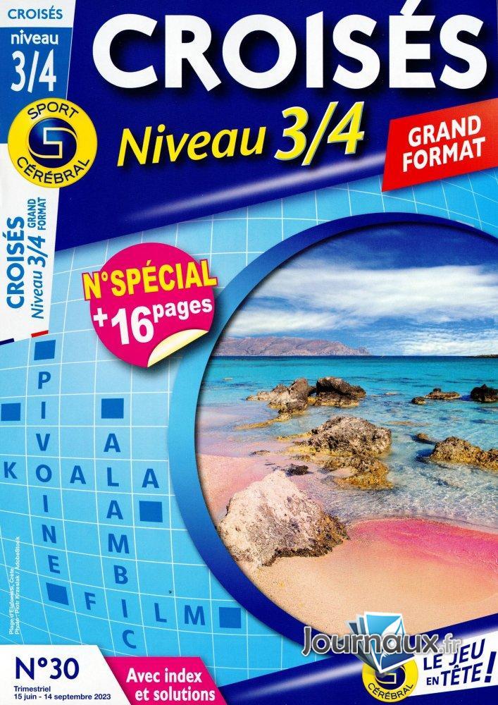 SC Croisés Grand Format Niv 3/4