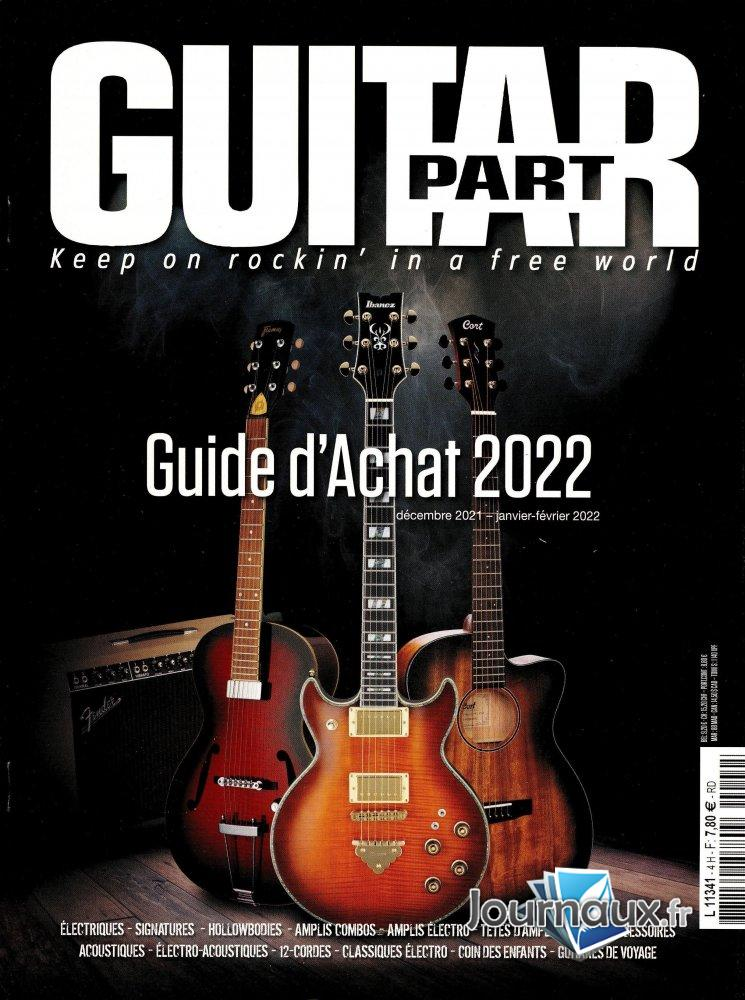 Guitar Part Hors-Série
