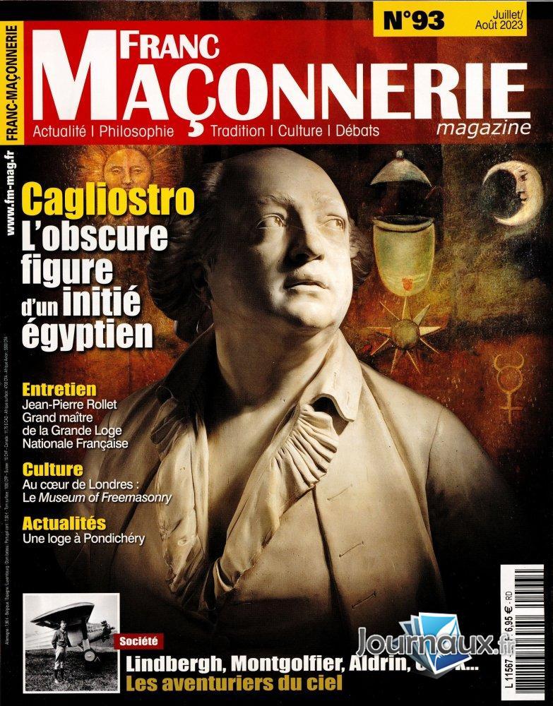 Franc Maçonnerie Magazine