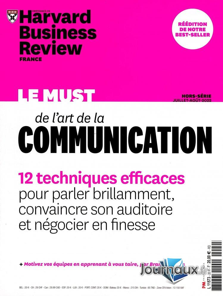 Harvard Business Review Hors-Série