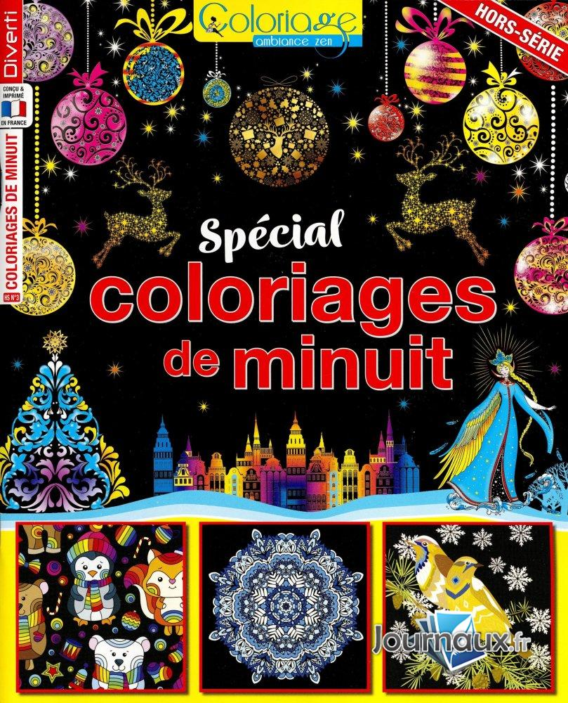 Coloriage Ambiance Zen Hors-Série
