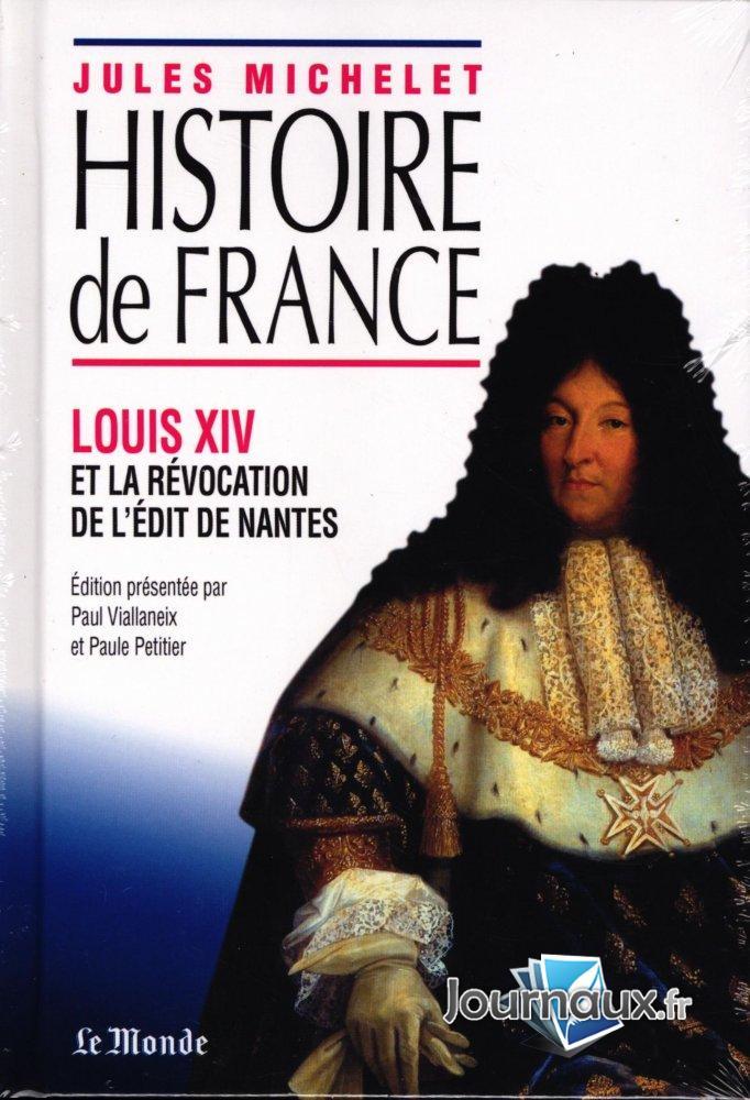 Louis XIV et la Révocation de l'Édit de Nantes