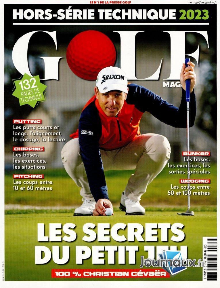 Golf Magazine Hors-Série Technique