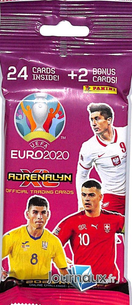 Euro 2020 Trading Cards Official Panini