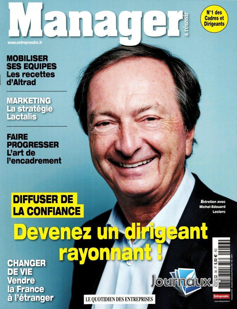 Manager & Réussir