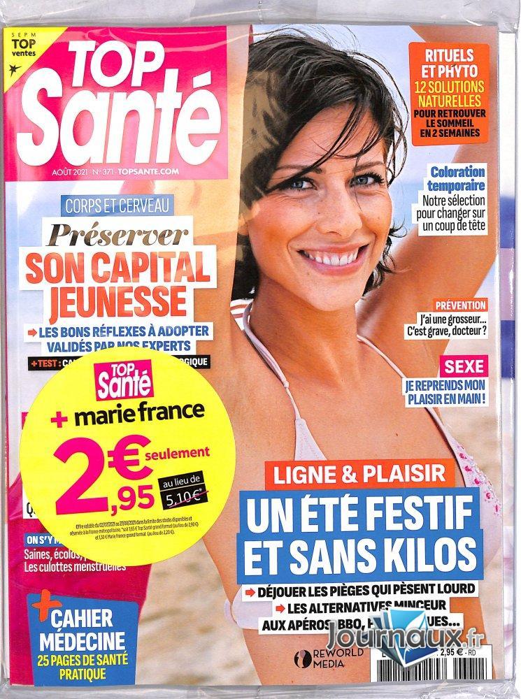 Top Santé + Marie France