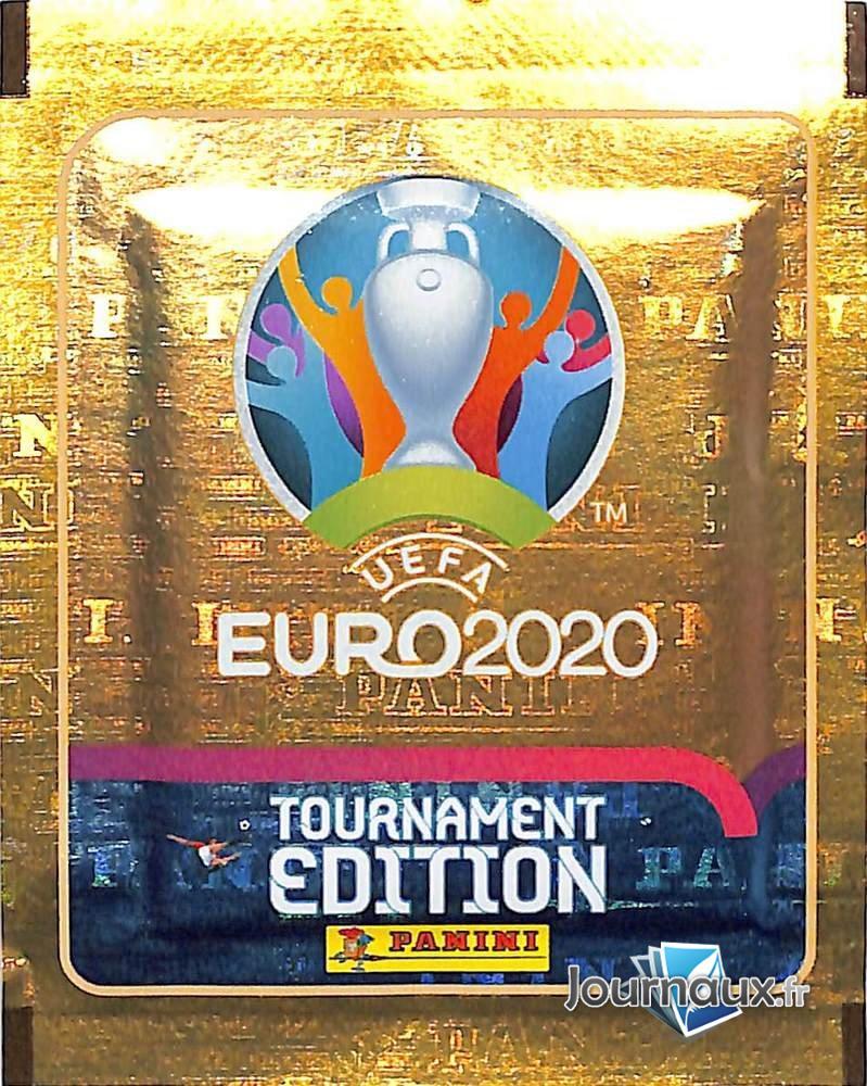 Stickers Uefa Euro 2020 Panini