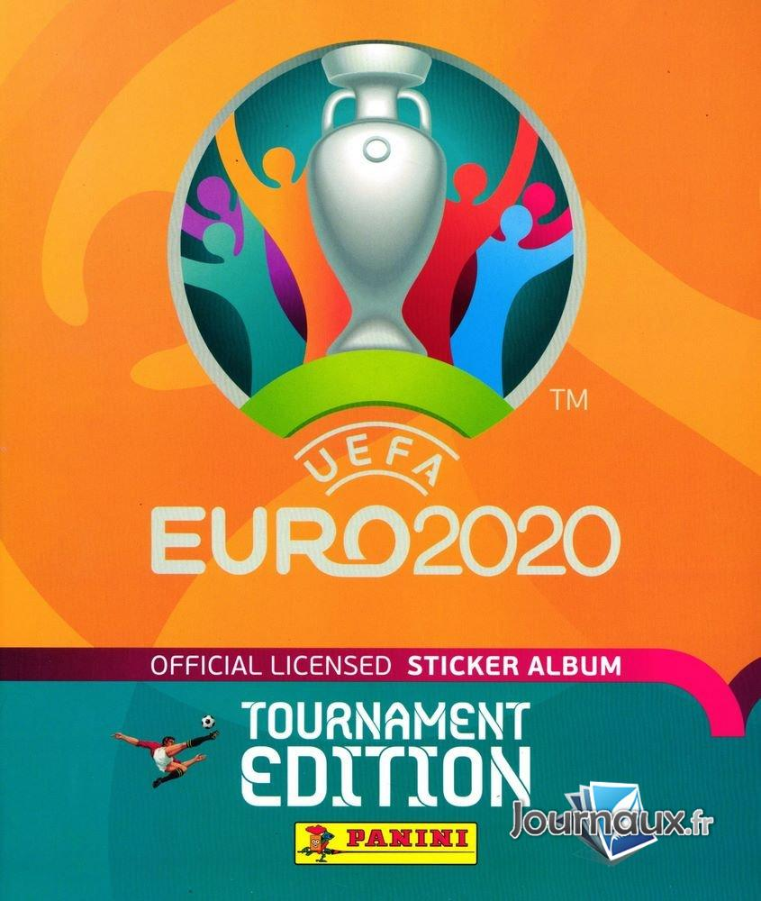 Album Uefa Euro 2020 Panini + Stickers