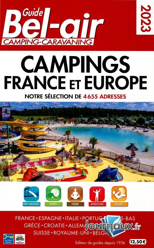 Guide Bel-air Camping Caravaning 2021