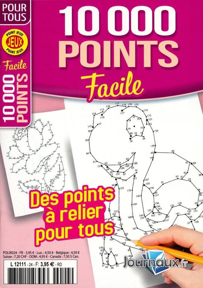 PJ 10 000 Points à Lier - Niv 1