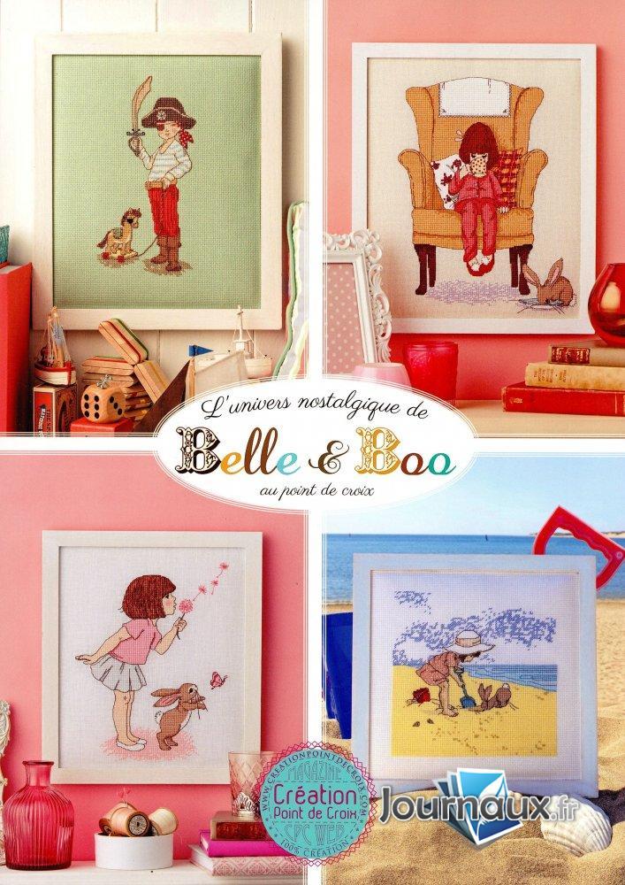 Création Point de Croix - Belle & Boo